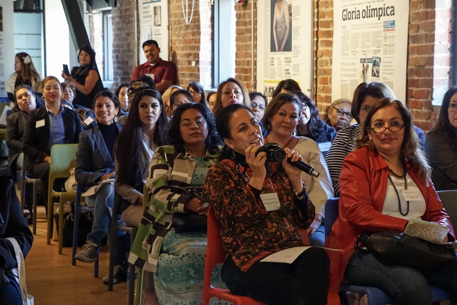 $375,000 grant to be invested in low-income Latina entrepreneurs